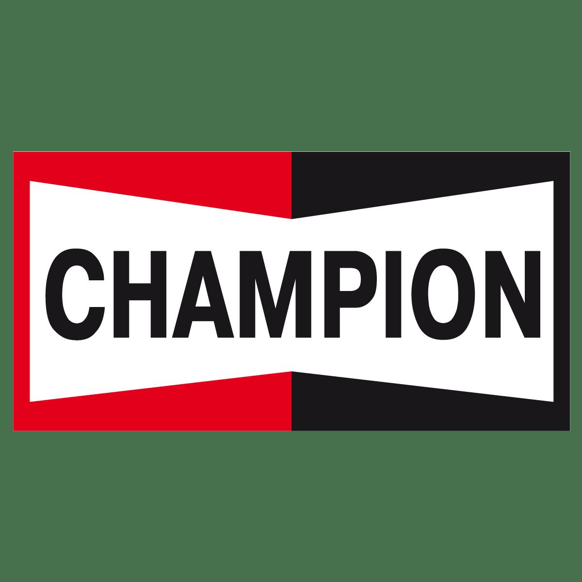 Aufkleber: Champion