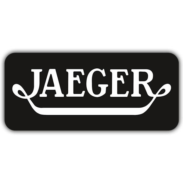 Aufkleber: Jaeger