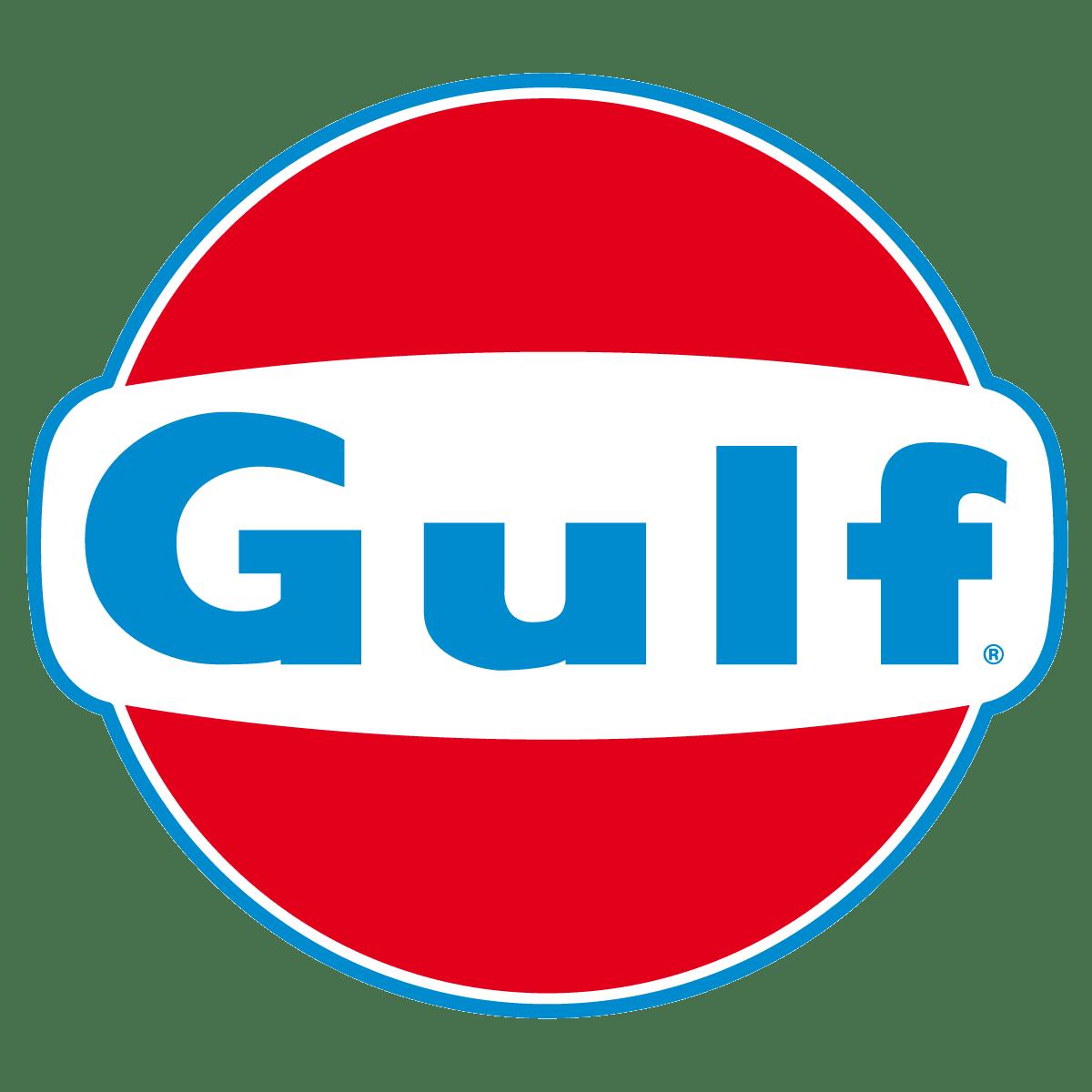 Aufkleber: Gulf