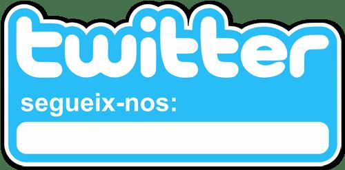 Wandtattoos: Segueix-nos a Twitter