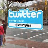 Wandtattoos: Suivez-nous sur Twitter 1