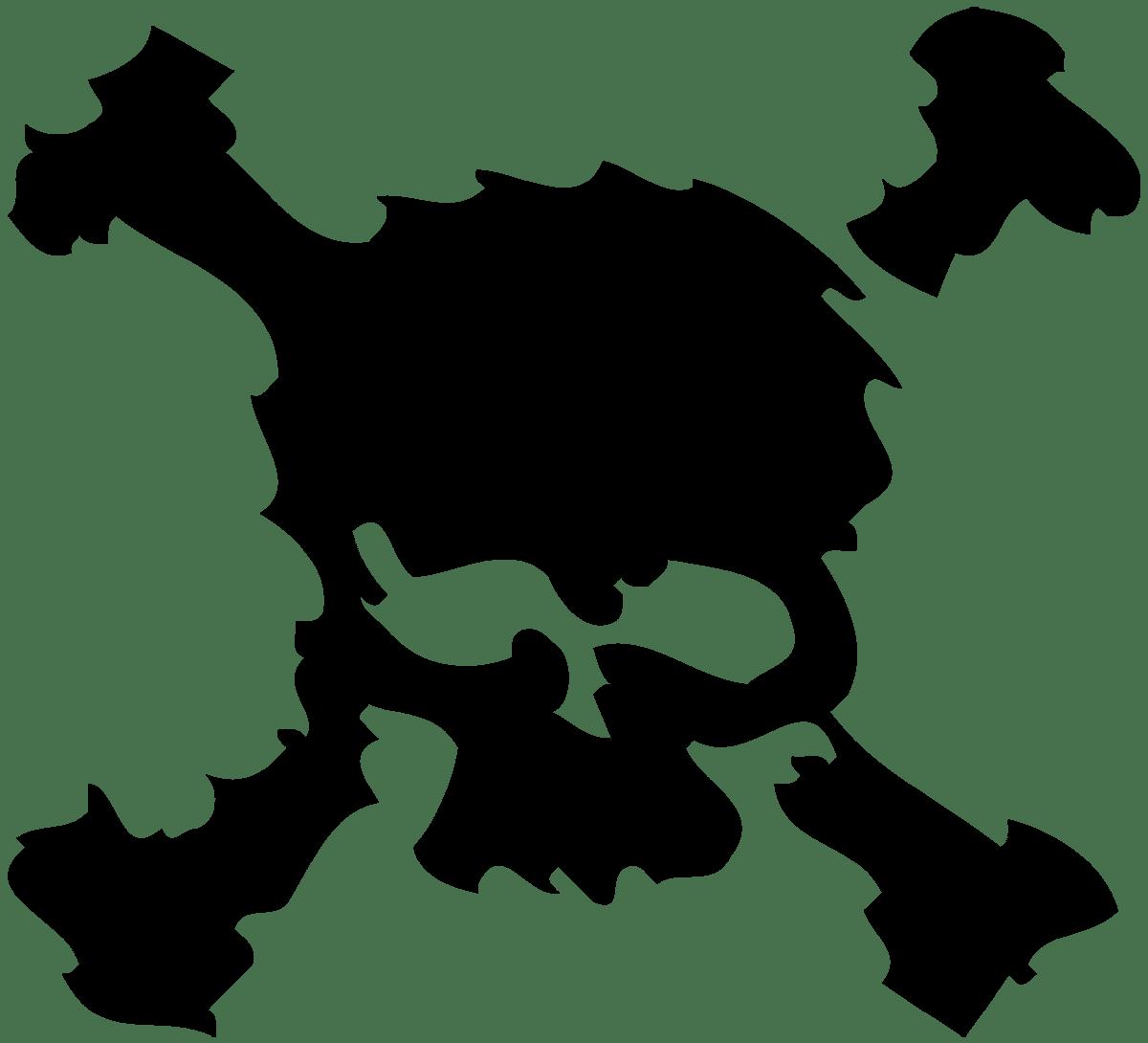 Aufkleber: skull25