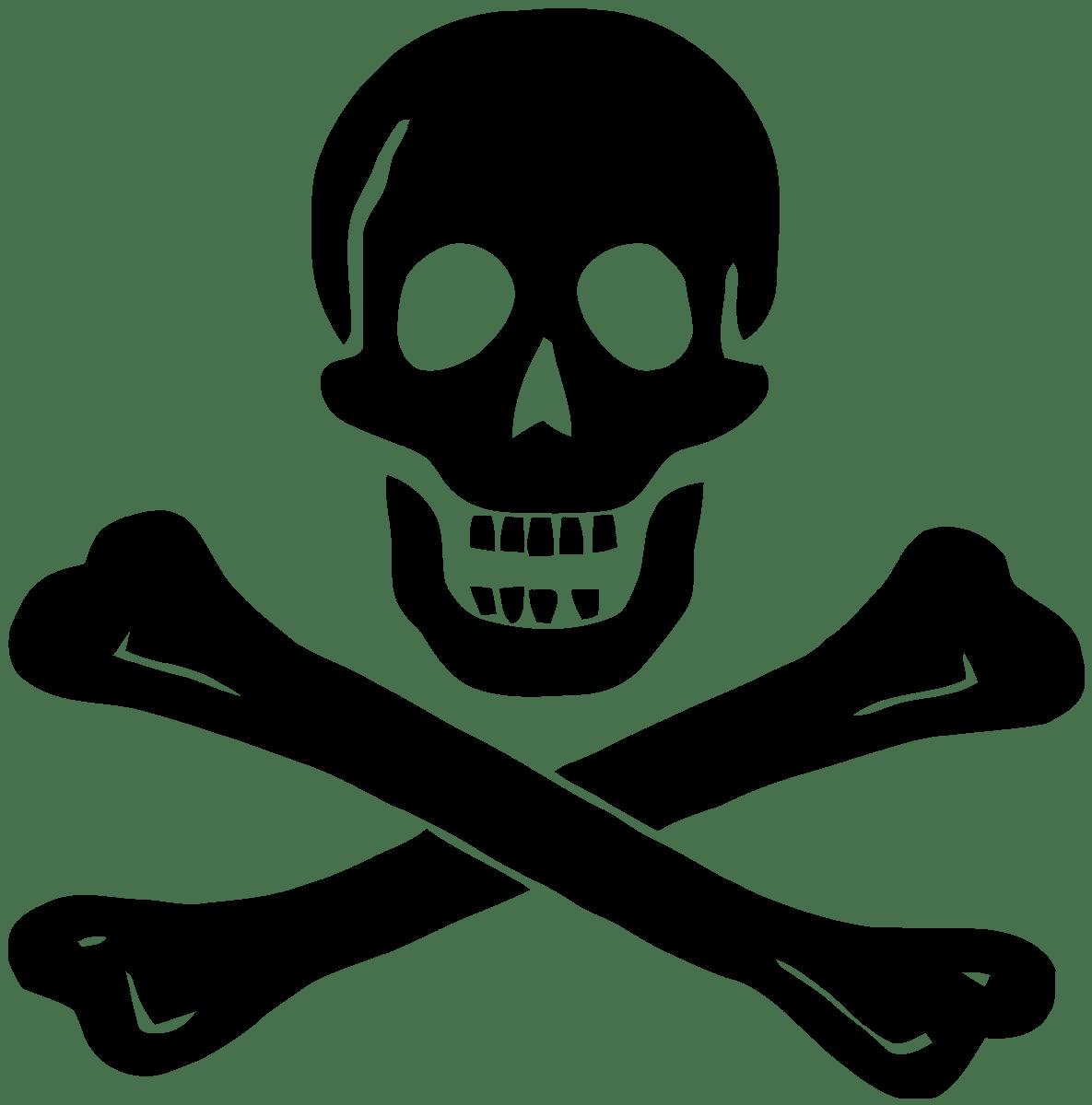 Aufkleber: Edward England Pirate