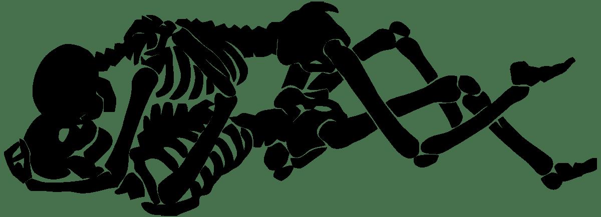 Aufkleber: Skull 77