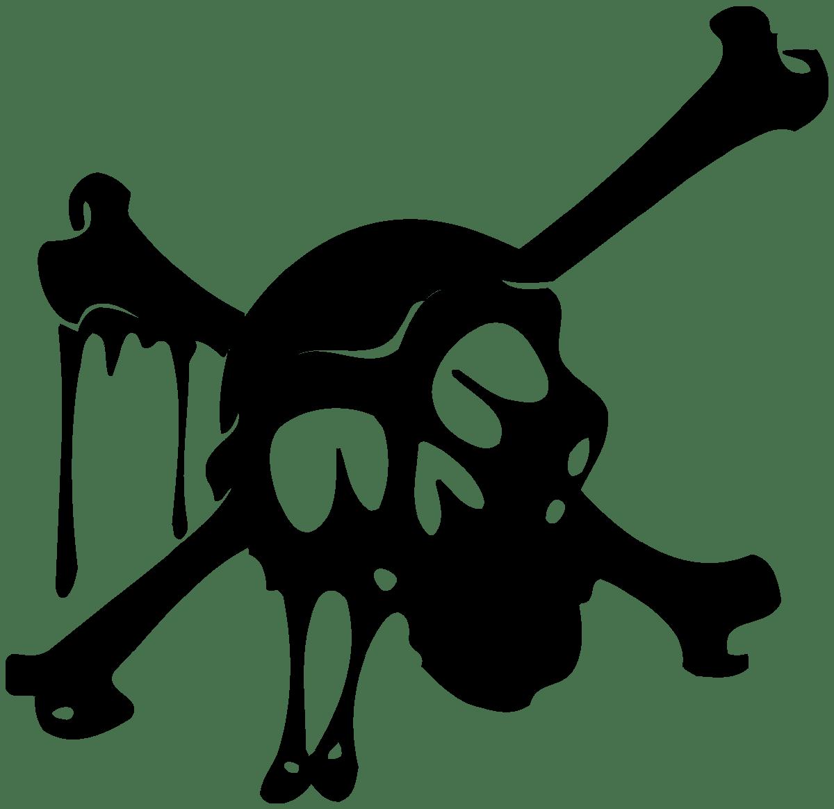 Aufkleber: Skull 92