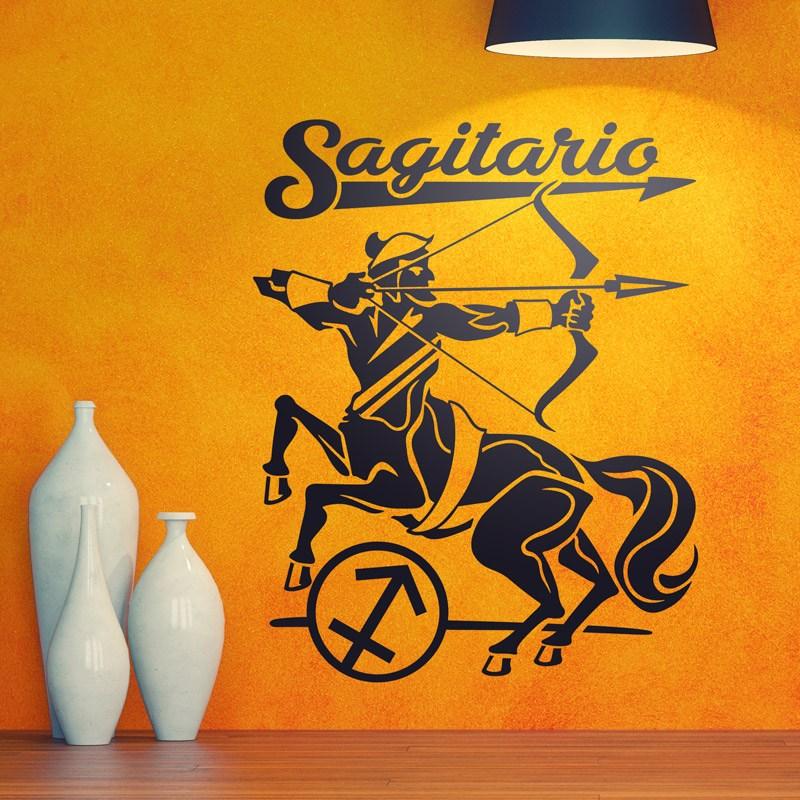 Wandtattoos: zodiaco 31 (Sagitario)