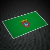 Aufkleber: Pamplona-Flagge 3
