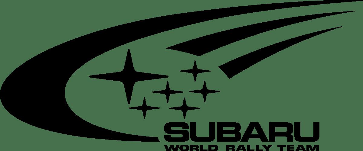 Aufkleber: Subaru Rally
