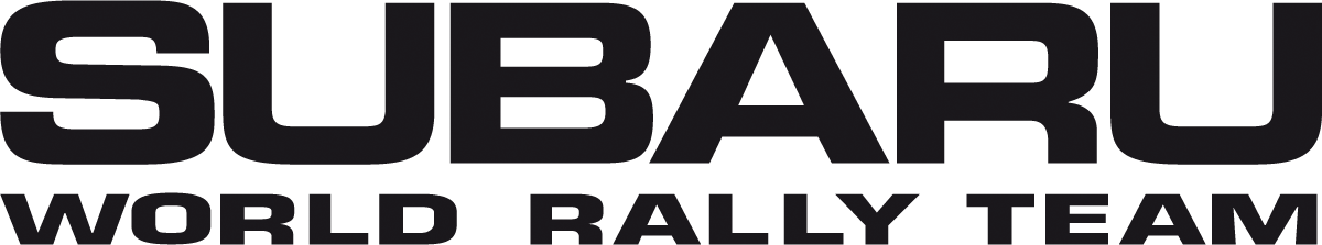 Aufkleber: Subaru World Rally Team
