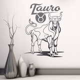 Wandtattoos: zodiaco 12 (Tauro) 3