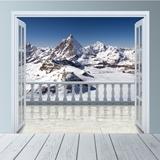 Wandtattoos: Summits 4