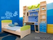 Kinderzimmer Wandtattoo: Adventure hero 1