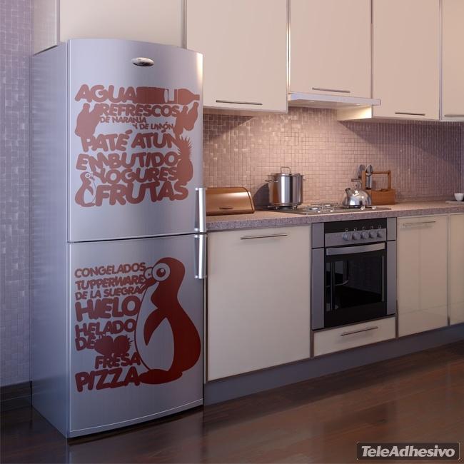 Wandtattoos: Refrigerador02