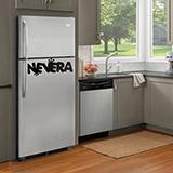 Wandtattoos: Refrigerador03 2