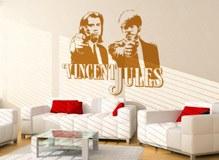 Wandtattoos: Vincent y Jules 3