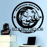 Wandtattoos: Arnold Muscle 2