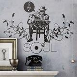 Wandtattoos: Soul 0