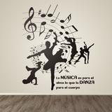 Wandtattoos: Dance 0