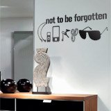 Wandtattoos: Not to be forgotten 2