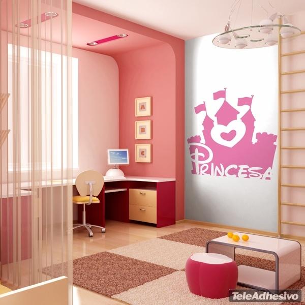 Kinderzimmer Wandtattoo: Grown up...Princess