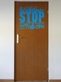 Wandtattoos: Stop Sprachen 2