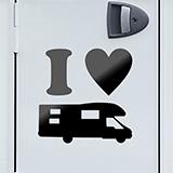 Aufkleber: I Love AC 01 0