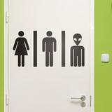 Wandtattoos: WC Mixto 03 0