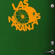 Wandtattoos: WC Naranjas 2