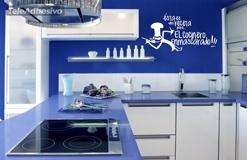 Wandtattoos: Receta Cocinero Enmascarado 3