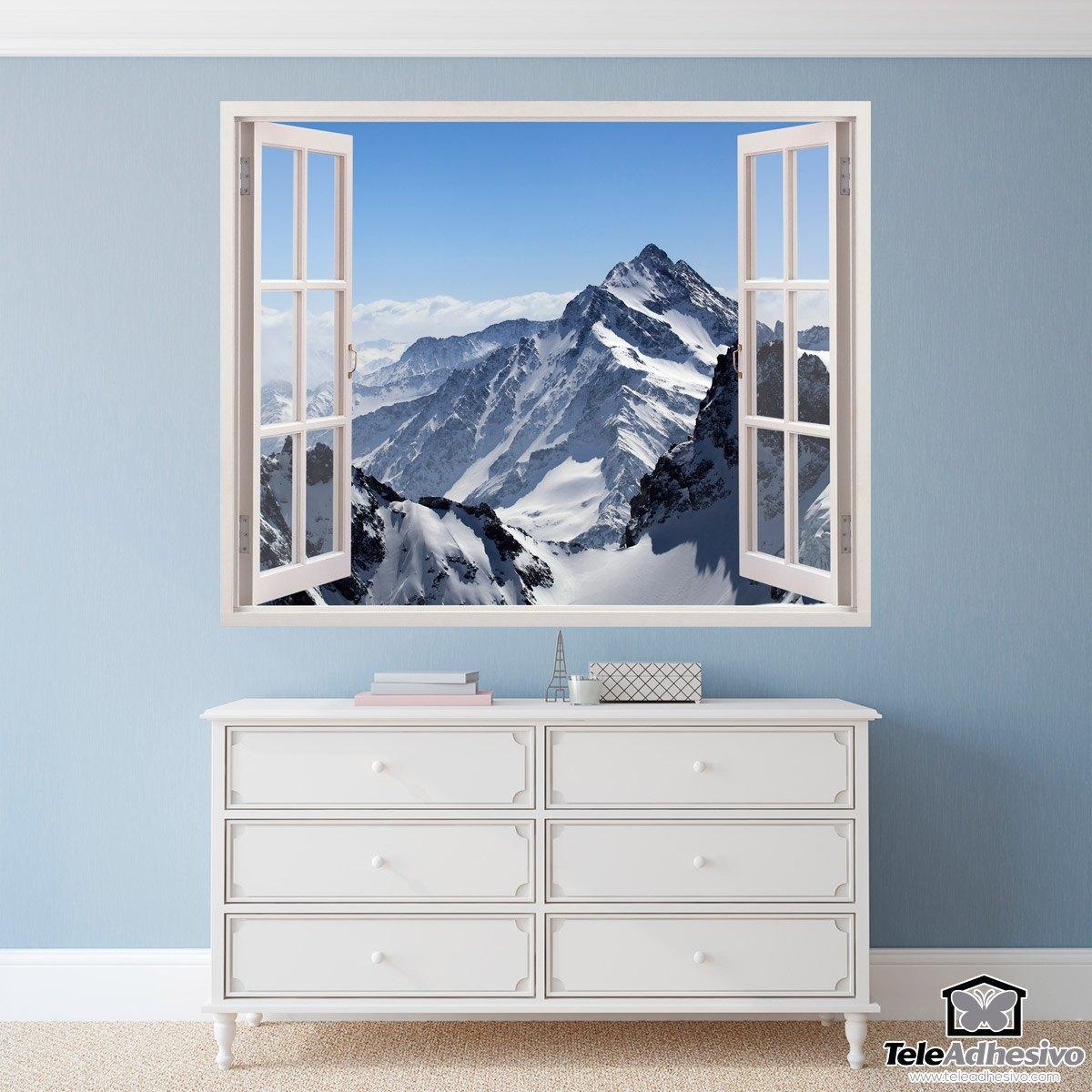 Fesselnde Wandtattoo Streifen Dekoration Von Wandtattoos: Himalaya-gebirge