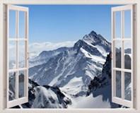 Wandtattoos: Himalaya-Gebirge 5
