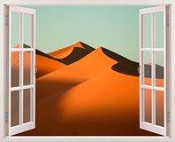 Wandtattoos: Dünen in der Wüste 3