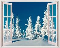 Wandtattoos: Snowy-Wald 2 5