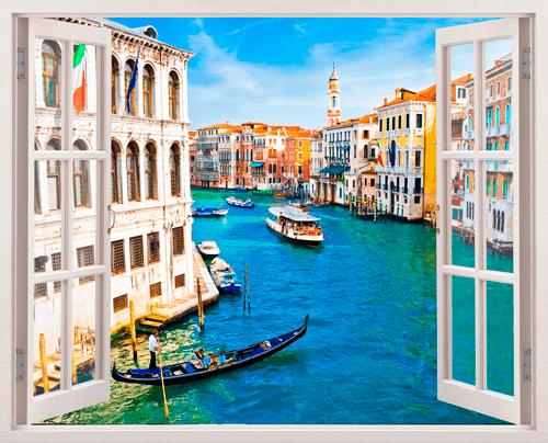 Wandtattoos: Venedig