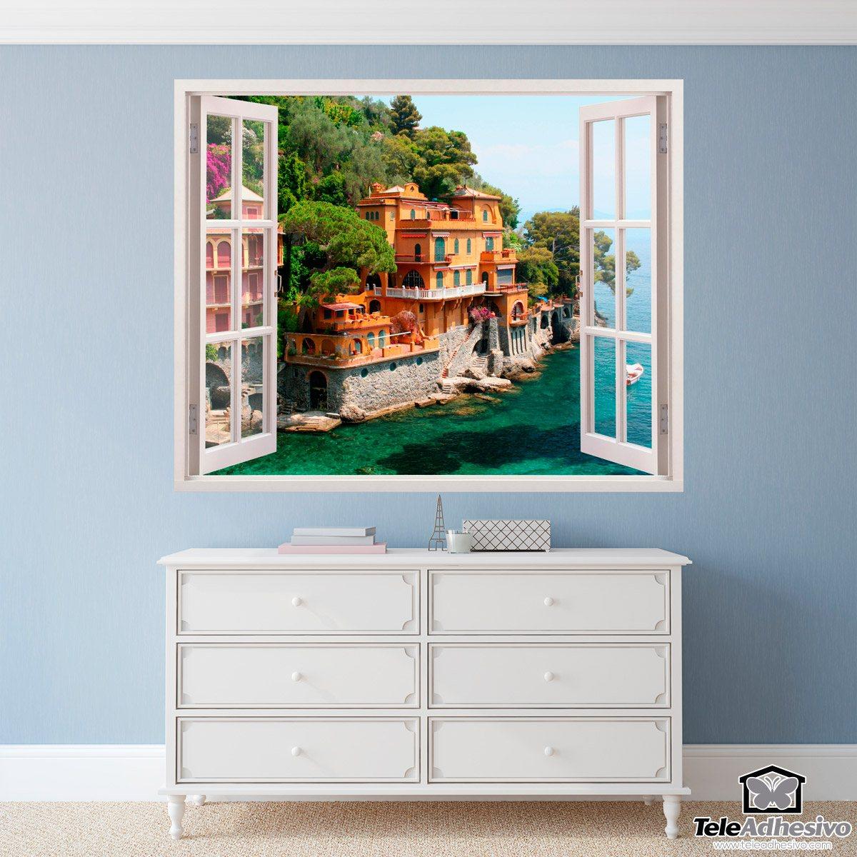 Wandtattoos: Portofino