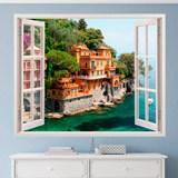 Wandtattoos: Portofino 3