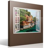 Wandtattoos: Portofino 4