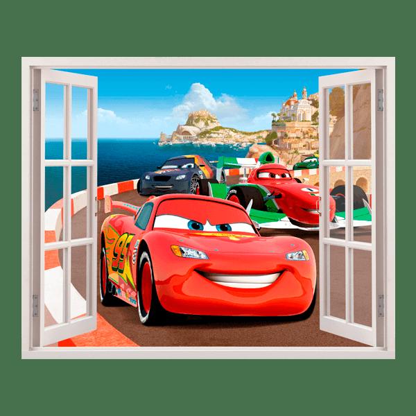 Kinderzimmer Wandtattoo: Cars in Italien