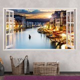 Wandtattoos: Übersicht über Venedig 1 3