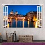 Wandtattoos: Übersicht über Venedig 2 3