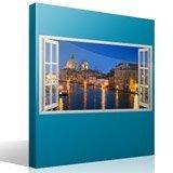 Wandtattoos: Übersicht über Venedig 2 4