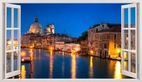 Wandtattoos: Übersicht über Venedig 2 5