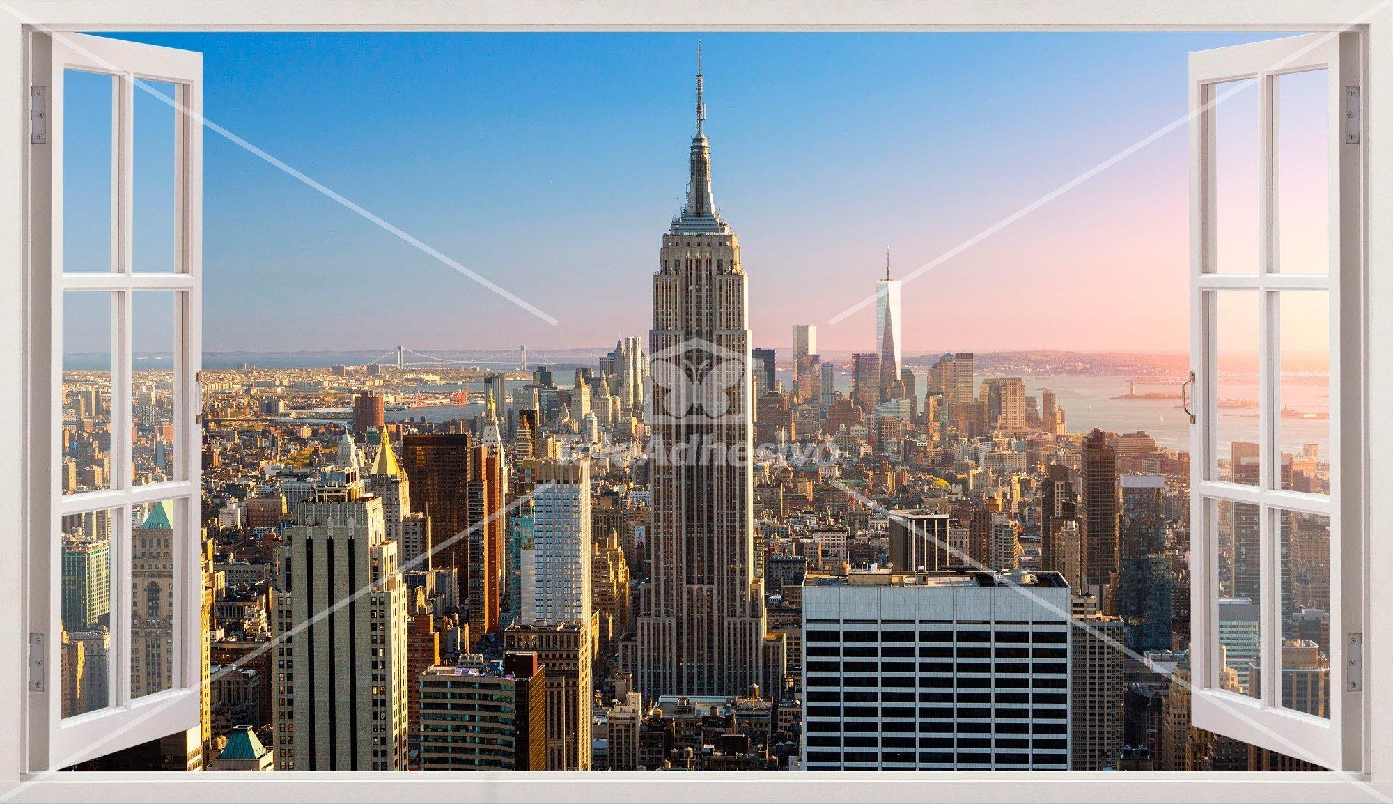 Verschiedene New York Wandtattoo Ideen Von Wandtattoos: Übersicht über 3