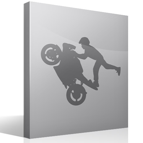 Wandtattoos: Moto