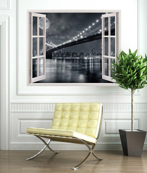 Wandtattoos: Bridge