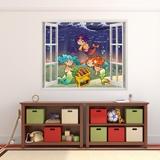 Kinderzimmer Wandtattoo: Sirens of the Sea 4