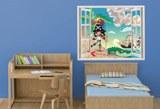 Kinderzimmer Wandtattoo: Der Schatz des Kapitäns 3