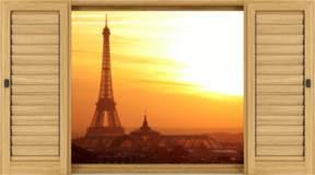 Wandtattoos: Eiffelturm 4