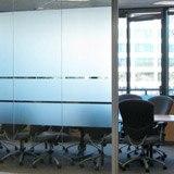 Wandtattoos: Klebefolie für Glasflächen 100cm 4