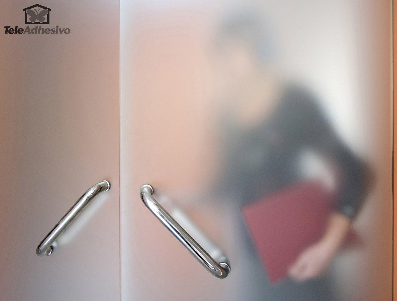 Wandtattoos: Klebefolie für Glasflächen 60cm